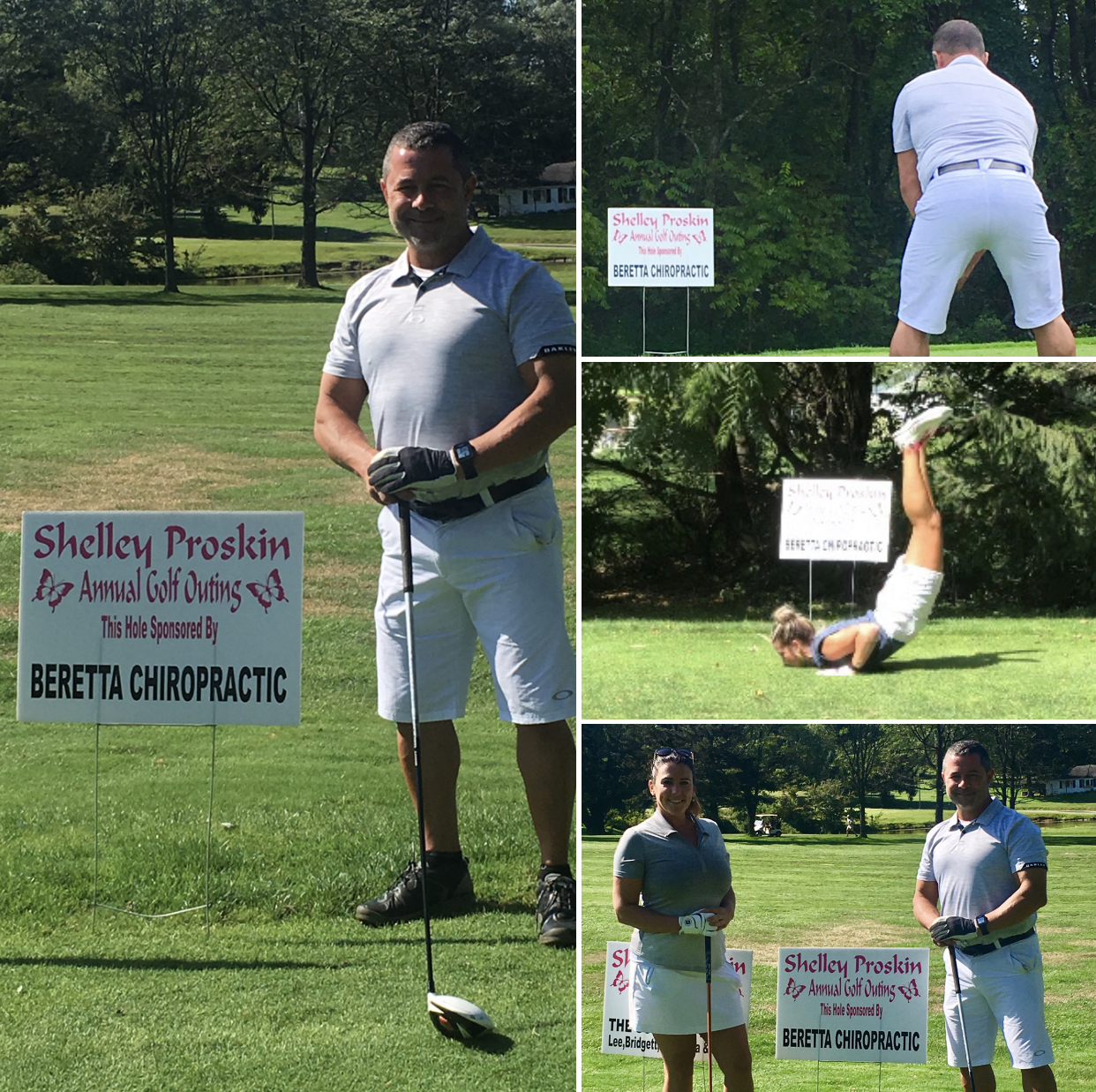 Proskin Golf Outing